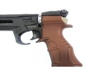 Пневматический пистолет МР-657К 4,5 мм целик