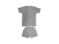 Комплект мужской (футболка, плавки) размер М