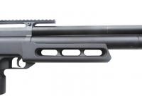 Пневматическая винтовка EDgun Матадор Р3М стандарт 6,35 мм (черный, Soft-touch) цевье