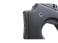 Пневматическая винтовка EDgun Матадор Р3М стандарт 6,35 мм (черный, Soft-touch) приклад №2