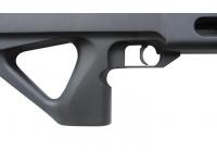 Пневматическая винтовка EDgun Матадор Р3М стандарт 6,35 мм (черный, Soft-touch) рукоять