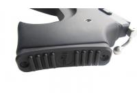 Пневматическая винтовка EDgun Матадор Р3М стандарт 6,35 мм (черный, Soft-touch) приклад №1