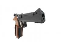 Пневматический пистолет МР-651К-24 4,5 мм мушка