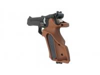 Пневматический пистолет МР-651К-24 4,5 мм целик
