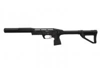 Пневматическая винтовка EDgun Леший удлиненная 5,5 мм (черный)