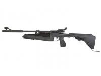 Пневматическая винтовка МР-61-09 4,5 мм (Биатлон, с кнопкой предохр.)