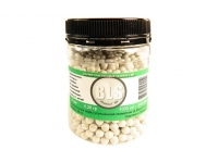 Шарики пластиковые 6 мм BLS 0,28 гр белые (1000 шт)