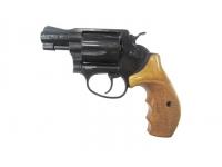 Газовый револьвер МЦРГ-1 9мм №946560 Черная рукоять