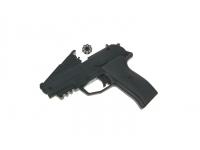 Пневматический пистолет Crosman Iceman C02 Powered BB 4,5 мм