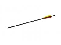 Набор стрел для лука Yarrow 26 (66 см) фибергласс (3 шт.)