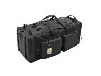 Тактический баул-рюкзак СН-2 для военных и охотников (75 л, черный)