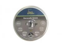 Пули пневматические H&N Baracuda Green 5,5 мм 0,81 грамма (200 шт.)