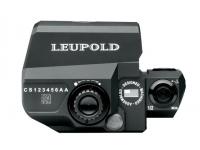 Коллиматорный прицел Leupold Carbine Optic (закрытый, на Weaver, точка 1MOA, цвет - красн., 16ур.яркости, 1 клик = 0,5MOA)
