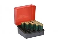 Коробка Plano для 25 патронов кал. 12-16