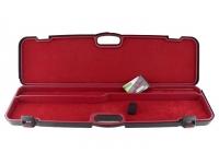 Кейс Negrini 96х26х8 см для полуавтоматов (черн., с отделениями, красн. вельвет, код. замок, ствол до 940 мм)