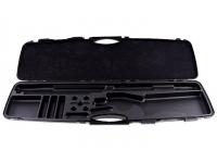 Кейс Negrini 96х25х9 см для гладк. оружия (с отделениями, вельвет, длина стволов до 94 см)