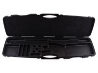 Кейс Negrini 96х25х9 см для гладкоствольного оружия с 2-мя стволами (с отделениями, стволы до 940 мм)