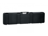 Кейс Negrini для карабина (ABS, поролон, черный, внутр. размеры 117,5х29х12 см) вид спереди