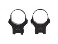 Кольца EAW раздельные небыстросъемные на призму (11 мм, кольца 30 мм, высота 20 мм., алюминиевый сплав)