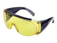 Очки стрелковые защитные Allen желтые