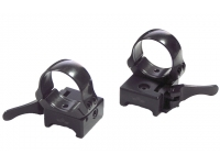 Кольца быстросъемные на Weaver 30 мм, высота 12 мм