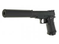 Пистолет Galaxy G.10A пружинный 6 мм