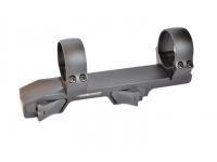 Быстросъемный кронштейн Innomount на Sauer 303 с кольцами 25,4 мм
