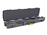 Кейс Plano на 2 оружия (водонепроницаемый, клапан давления, колесики)