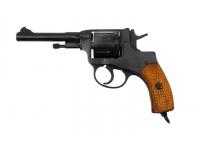 Оружие списанное охолощенное системы Наган Р-412 с возможностью имитации светозвукового действия