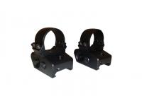 Кольца Innomount быстросъемные 25,4 мм на Weaver/Picatinny