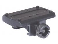 Планка-адаптер EAW Picatinny для коллиматорного прицела Docter-Sight (дюраль)