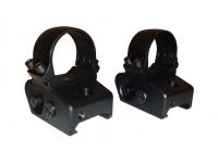 Быстросъемные кольца Innomount Weaver/Picatinny 30 мм