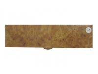 Набор MegaLine для чистки оружия кал. 9 мм (дер. кейс, лат. шомп, 3 ерша)