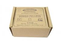 Пули пневматические Люман Domed pellets 0,68 г 4,5 мм (1250 шт.)