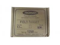 Пули пневматические Люман Field Target 0,55 г 4,5 мм (1250 шт.)