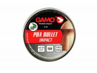 Пули пневматические Gamo PBA Bullet 4,5 мм 0,45 грамма (125 шт.)