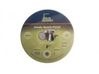 Пули пневматические H&N Finale Match для пистол. гладк. 4,49 мм 8,18 гран (500 шт.)