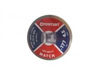 Пули пневматические Crosman Match 4,5 мм, 7,9 гран (500 шт)