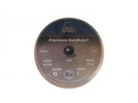 Пули пневматические H&N Round Kugeln 4,5 мм 8,43 гран (500 шт)