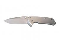 Нож SanRenMu серии Outdoor лезвие 70мм (рукоять - металл)