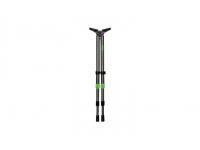 Опора Primos PoleCat для ружья (2 ноги, 3 секции, 64-157 см)