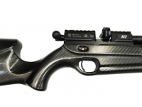 Пневматическая винтовка Ataman M2R Карабин 9 мм (Карбон)(магазин в комплекте)(H159/RB) рукоять