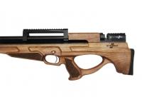 Пневматическая винтовка Ataman M2R Булл-пап SL 7,62 мм (Дерево)(H817/RB-SL) вид слева