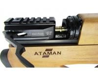 Пневматическая винтовка Ataman M2R Булл-пап SL 7,62 мм (Дерево)(H817/RB-SL) затвор