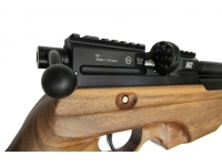 Пневматическая винтовка Ataman M2R Тип I Тактик Карабин 7,62 мм (Дерево)(магазин в комплекте)(H217/RB) затвор