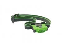 Фонарь налобный ECO-STAR зеленый