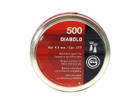 Пули пневматические RWS Geco DIABOLO 4,5 мм 0,26 гр (500 шт.)