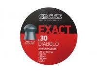 Пули пневматические JSB Diabolo Exact 7,62 мм 3,25 гр (150 шт.)
