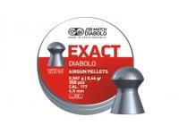 Пули пневматические JSB Diabolo Exact 4,52 мм 0,547 гр (500 шт.)