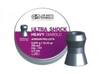 Пули пневматические JSB Ultra Shock Heavy 4,52 мм 0,67 гр (350 шт.)